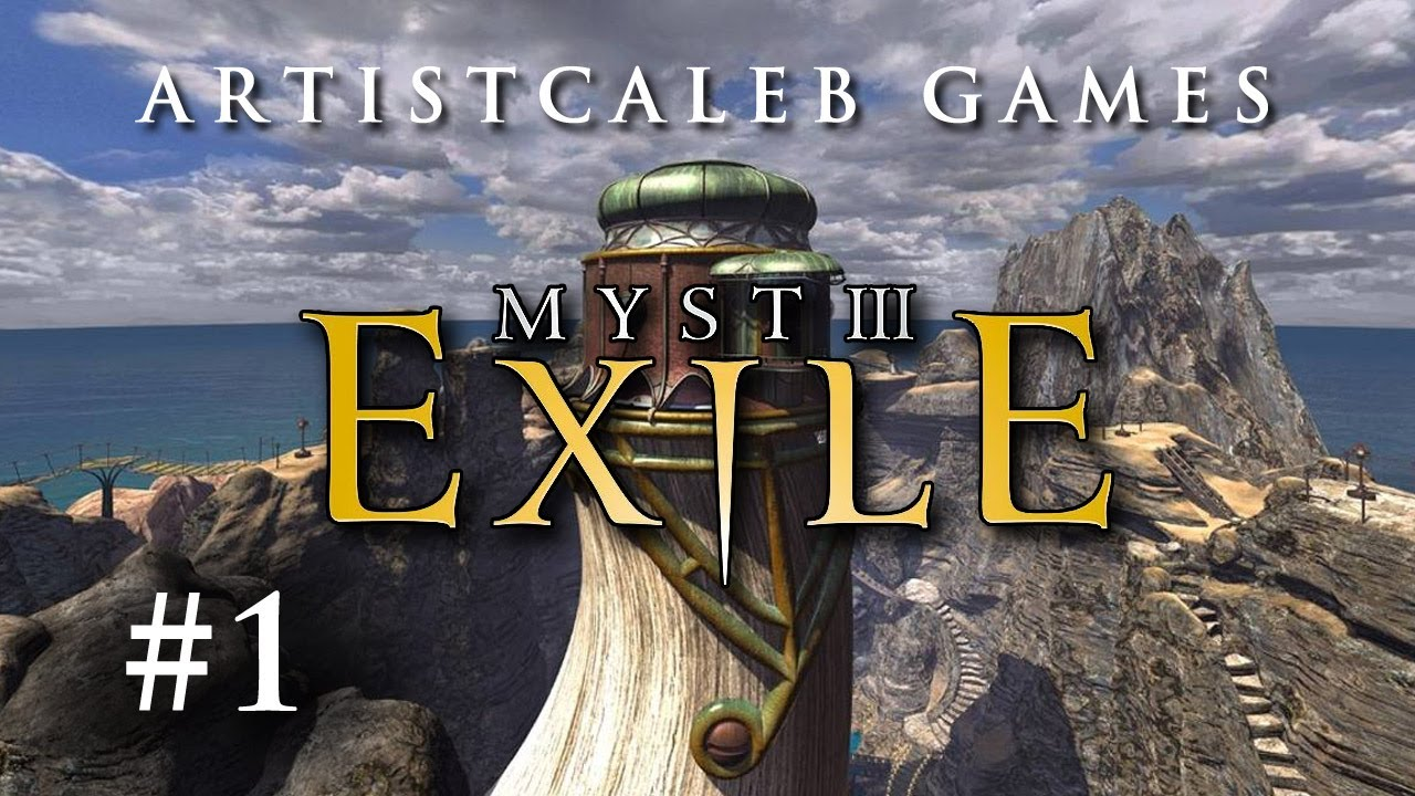 myst iii exile gameplay 1 youtube