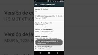 Como Activar El Modo Desarrollador En Android