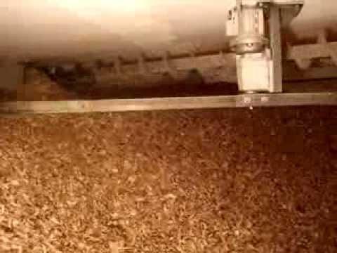 Fabelhaft Bunkerbefüllung Förderschnecke und Verteiler für Hackschnitzel #IF_09