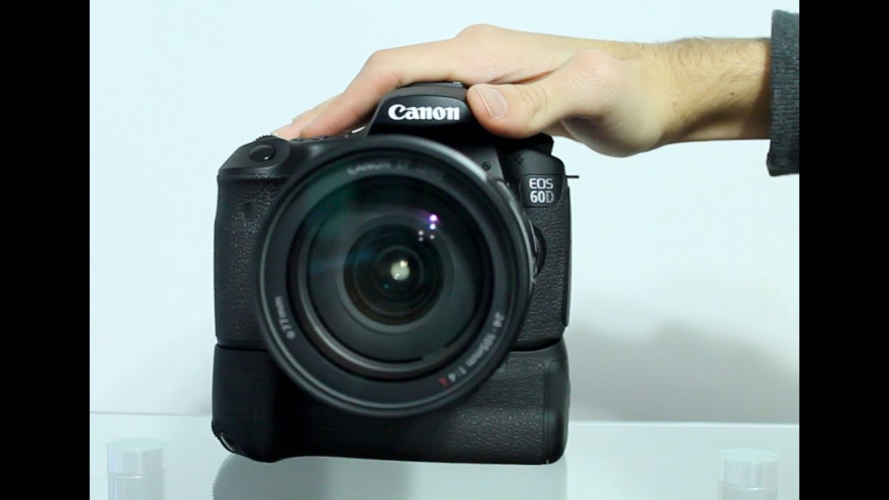 Canon Battery Grip Review