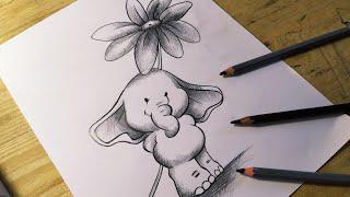 Dibujo tiernos de amor