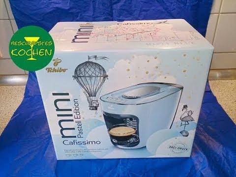 Wie Kocht Kaffee ausprobiert wie kocht kaffee mit der tchibo cafissimo mini