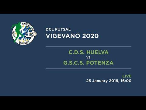Futsal 2020 | Men | Final | C.D.S. HUELVA - G.S.C.S. POTENZA