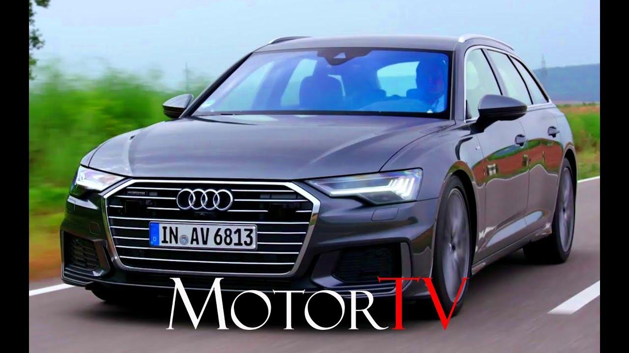 New 2019 Audi A6 Avant 50 Tdi Quattro S Line L Drive L Design