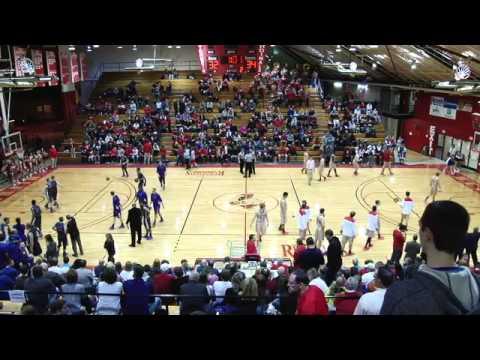 Otterbein University Men's Basketball vs Capital 21415