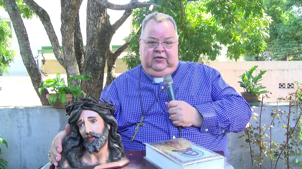 Jesús es desvestido