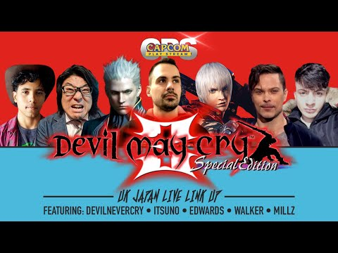 Devil May Cry 3: Special Edition (Nintendo Switch) - Bloody Palace Co-op Showcase