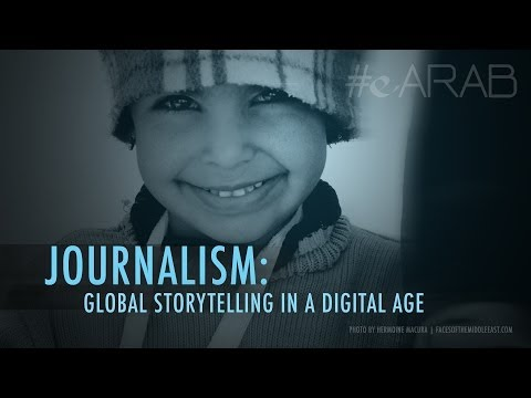 Journalism: Global Storytelling in a Digital Age