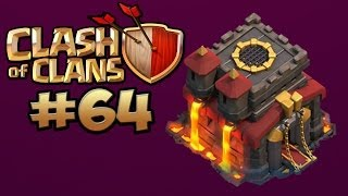 CLASH OF CLANS #64 - RATHAUS UPGRADE ★ Let's Play Clash of Clans
