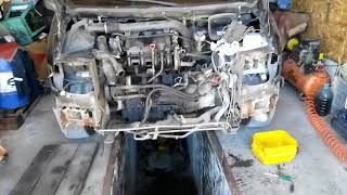 ''GT'' Mercedes Vito 638. U yuzini orqali mexanizmi olib tashlash mumkin!? bo'ladi?