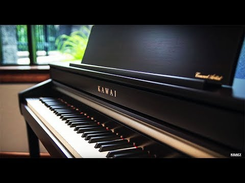 kawai ca58 digital piano demo youtube. Black Bedroom Furniture Sets. Home Design Ideas