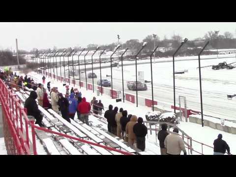 Hammer - Racing Season To Begin New Year's Day In Sandusky