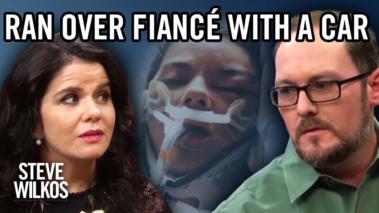 My Fiancé Almost Killed Me, Was It On Purpose?   Steve Wilkos