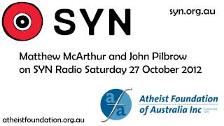 SYN FM Debate - The influence of religion on culture and politics