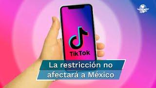 La red social será prohibida en Estados Unidos este domingo ¿podría afectar el comportamiento en México?