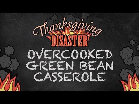 Help! My Green Bean Casserole Is Overcooked