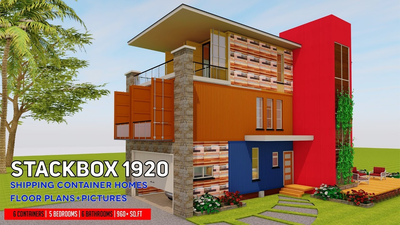 Shipping Container Homes Plans And Modular Prefab Design Ideas Stackbox 1920