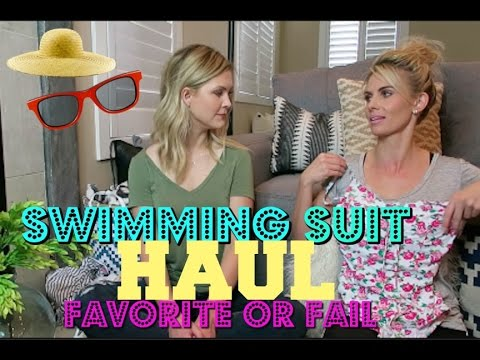 SwimSuit Haul