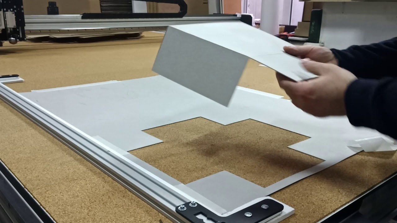 надсечка переплетного картона 1мм