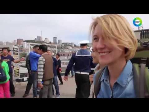 Чудесный Владивосток - начало Транссиба