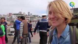 Чудесный Владивосток - начало Транссиба(Почему Владивосток называют русским Сан-Франциско, как рыбачить на кальмаров, зачем серферу весло и какова..., 2017-02-08T14:57:49.000Z)