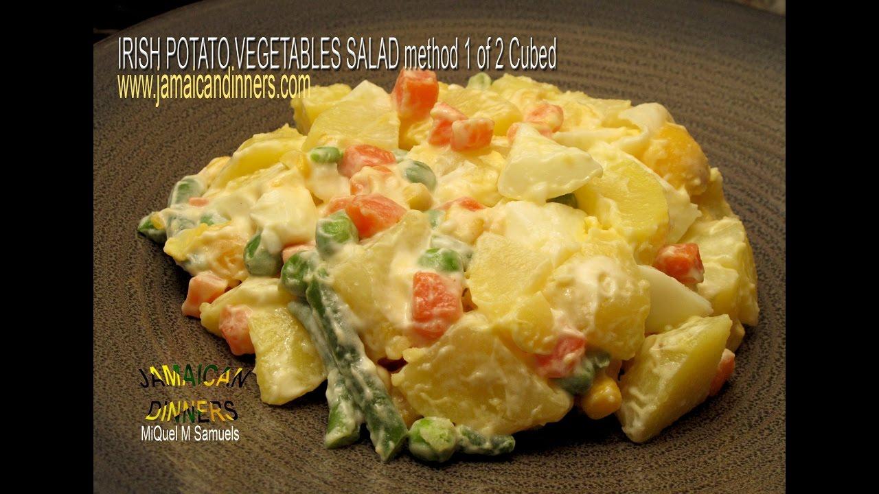 Irish Potato Salad Recipe Easy