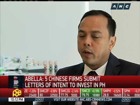 More Chinese investors eye Philippines