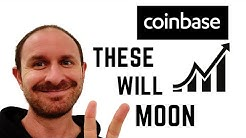 18 New COINBASE Supported Currencies - MOON ALERT!