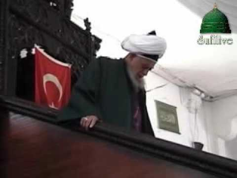 Turkish Khutbat al Jum`a 01Nov2003