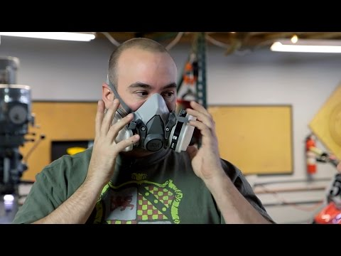 Shop Tips: Respirators vs. Dust Masks