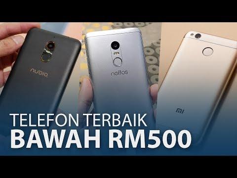 Telefon Terbaik Di Bawah RM500