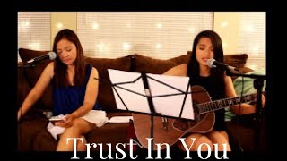 Trust In You by Lauren Daigle - cover