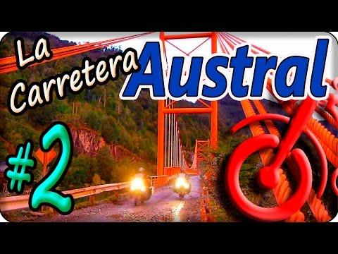 La Carretera Austral. Episodio (2/7).La Región de los Lagos. Vuelta al mundo en moto.Chile en moto