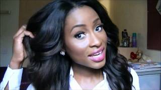 One of Jennie Jenkins's most viewed videos: Good Hair Ltd Virgin Brazilian & Peruvian Hair Review