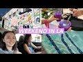 🌴 Weekend in LA 🌴 | Vlog
