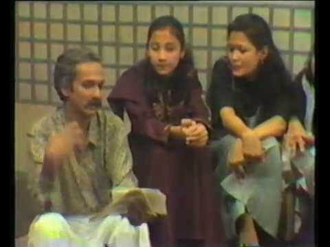 Shafiqul Islam Swapan in btv interview with Tarana Halim 1996