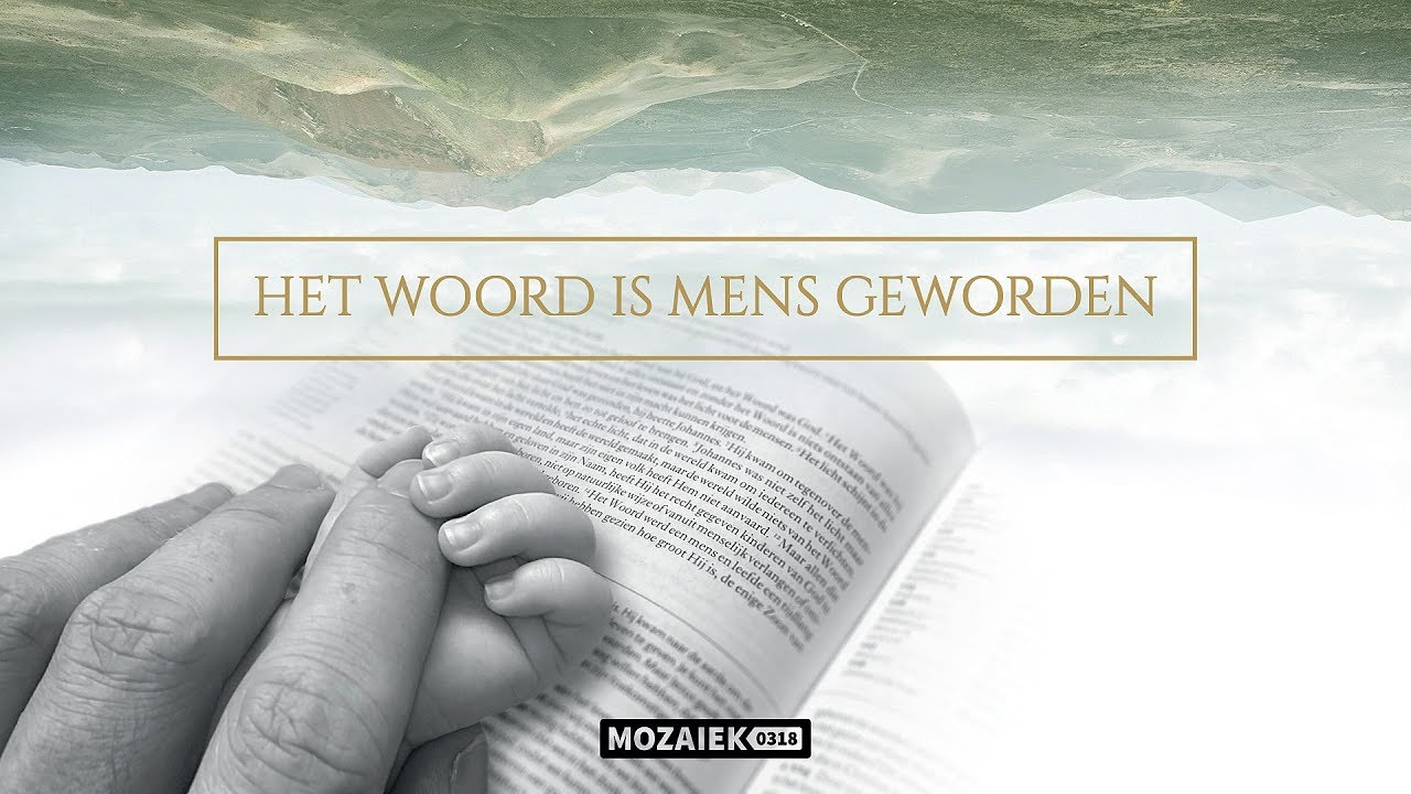 Preek: Het woord is mens geworden - Kees Kraayenoord
