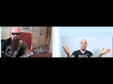 Is Slayer's Kerry King teaming up with Phil Anselmo for new music..?