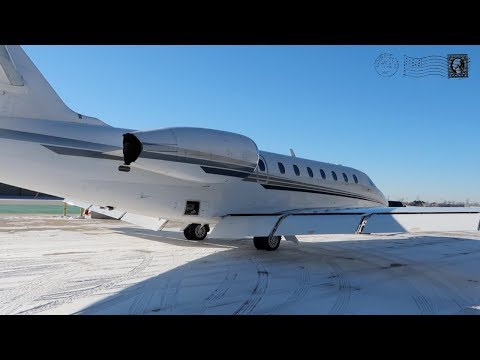 Chartering a private jet from Florida to Chicago!