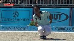 Masters de Pétanque 2015 - Castelsarrasin - 2ème demi-finale - 4ème étape