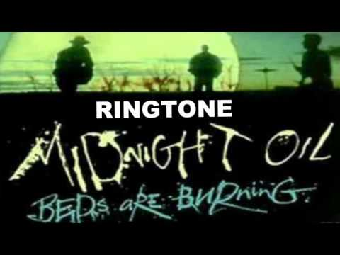 RINGTONE Beds Are Burning