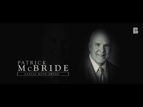 Patrick McBride: Kansas Monk Award Recipient - Benedictine College