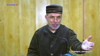 О том, что отвлекает человека от познания Всевышнего (на авар.) Алигаджи Сайгидгусейнов.