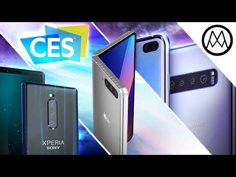 How CES 2019 will change the Smartphone Game