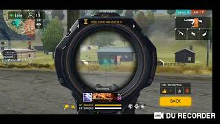 LIVE RANK PUSH IN FREE FIRE GAME || RUSH IN RANK GAME