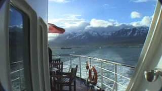 Ushuaia to Antarctica