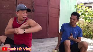 Coi Cấm Cười Phiên Bản Việt Nam | Những Khoảnh Khắc Hài Hước P13 | Mạnh Hít Vlog