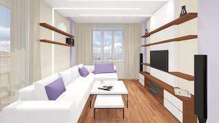 Видео презентация дизайн интерьера двухкомнатной квартиры в Новосибирске(Архитектурно - дизайнерская мастерская ArchMasters http://archmasters.ru/, 2015-03-19T07:27:48.000Z)