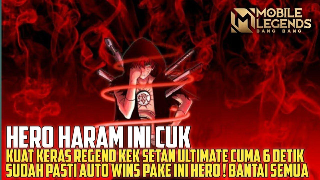 Buruan Coba Ini Hero Haram Parah - Mobile Legends