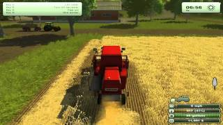 Farming Simulator 2013 Demo - Gameplay